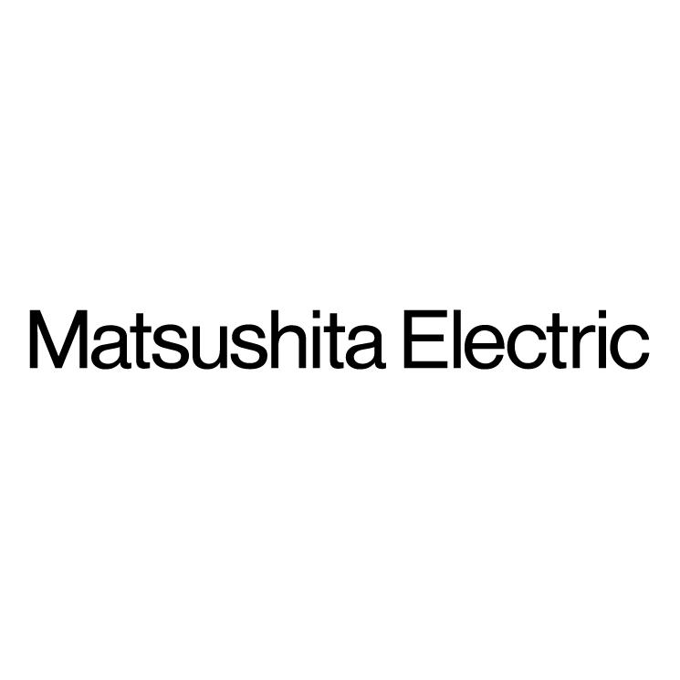 free vector Matsushita electric