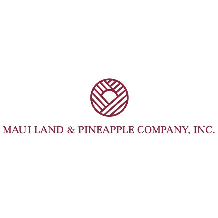 free vector Maui land pineapple company