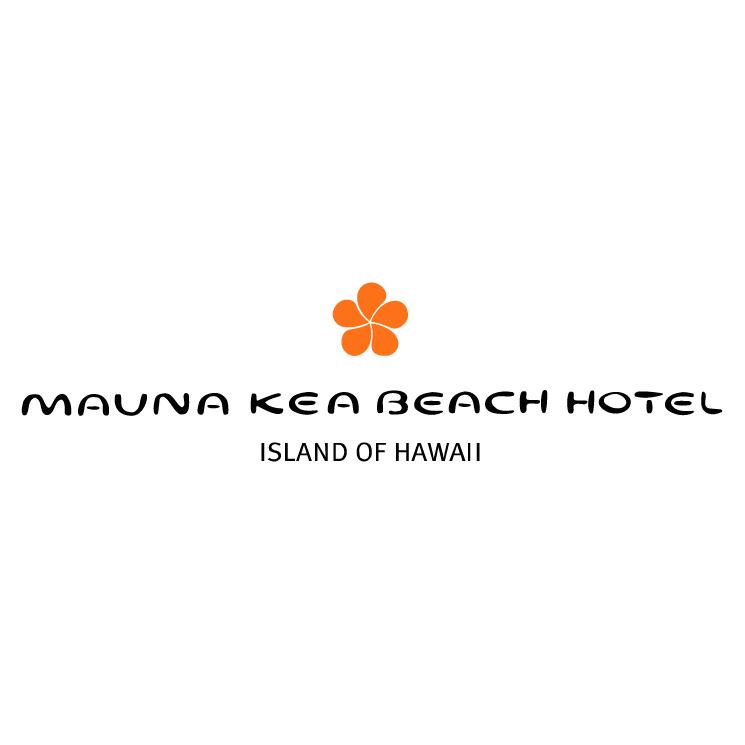 free vector Mauna kea beach hotel