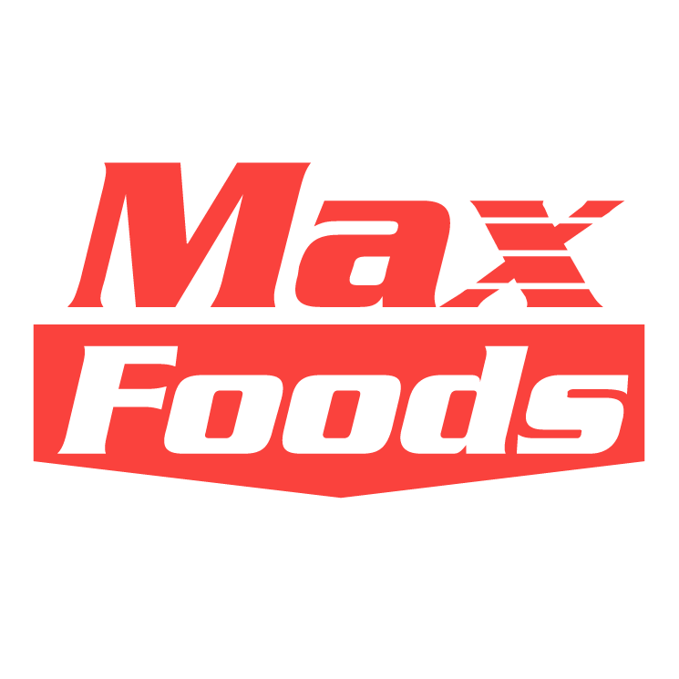 free vector Max foods