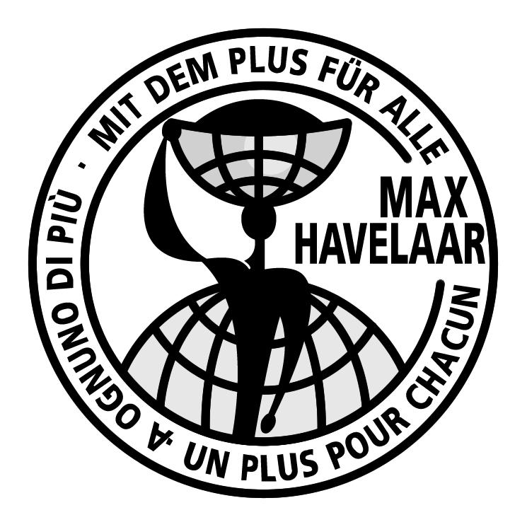 free vector Max havelaar