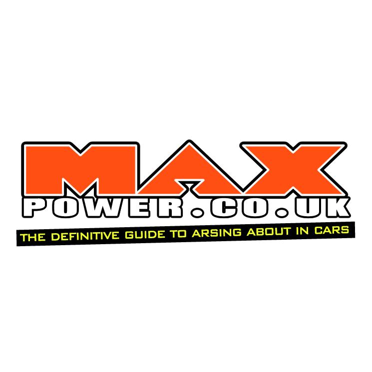 free vector Max power