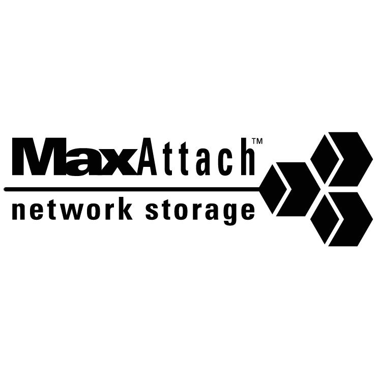 free vector Maxattach network storage