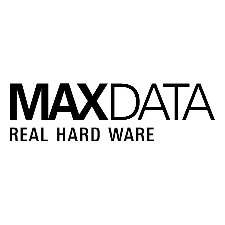 free vector Maxdata