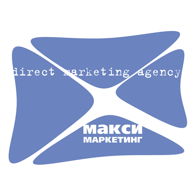 free vector Maxi marketing