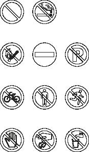 free vector Maxim Signs clip art