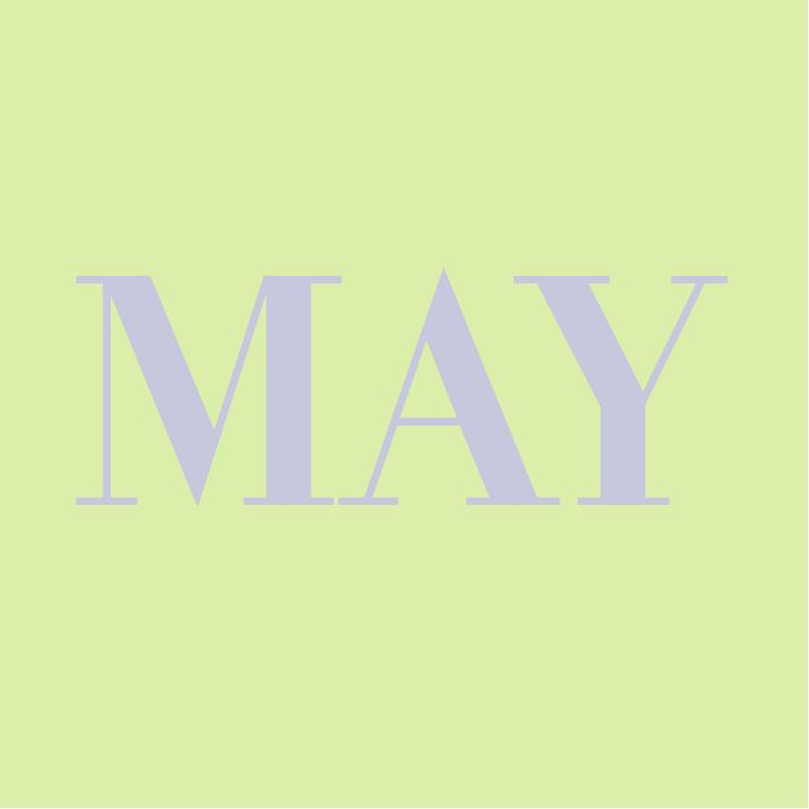 free vector May 0
