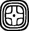 free vector Maya Glyph Yellow clip art