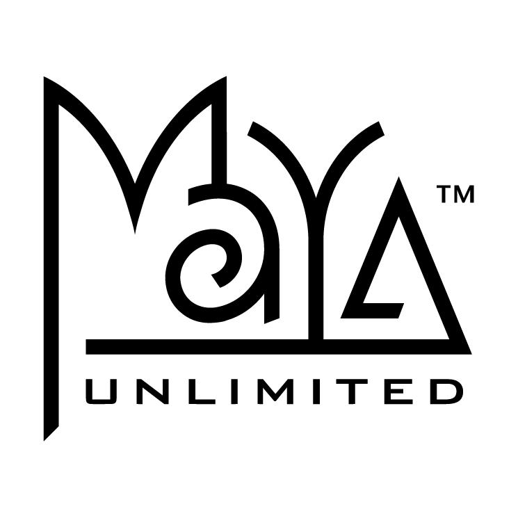 free vector Maya unlimited