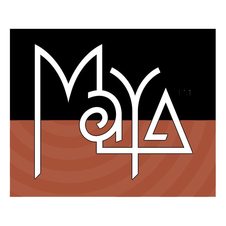 free vector Maya