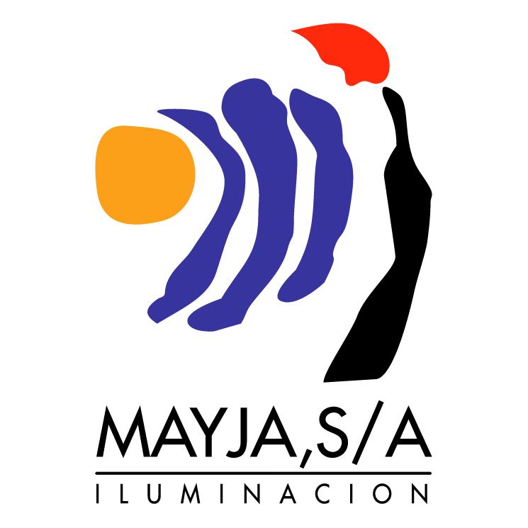 free vector Mayja iluminacion