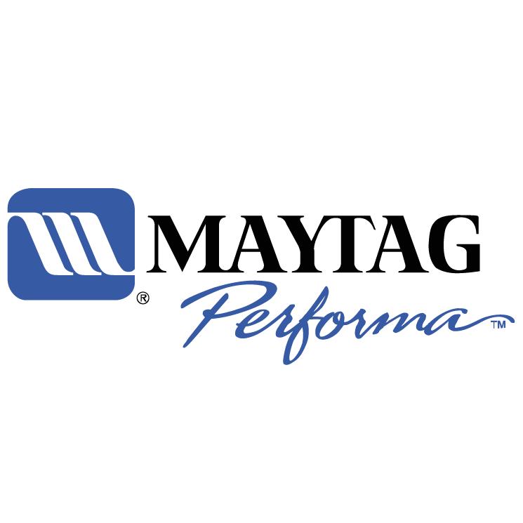 free vector Maytag performa