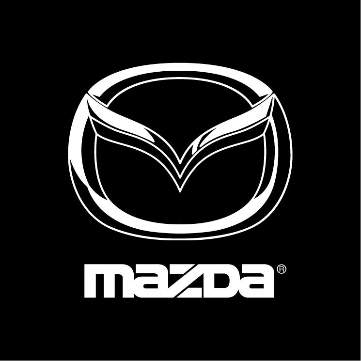 free vector Mazda 5