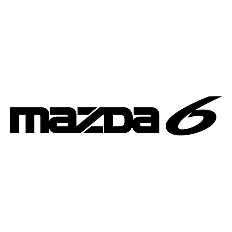 mazda 6 free vector    4vector