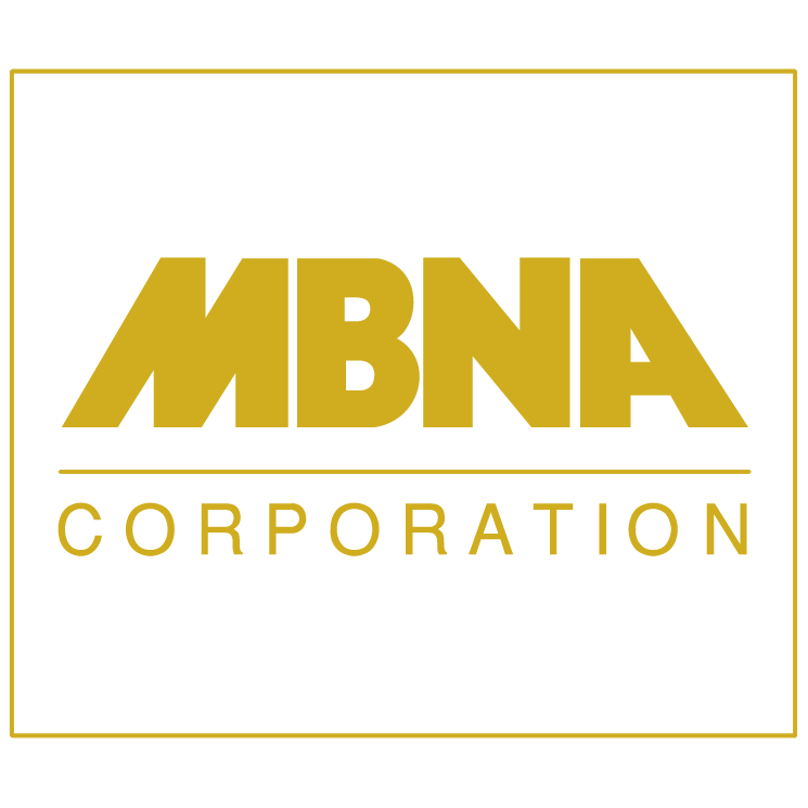 free vector Mbna corporation