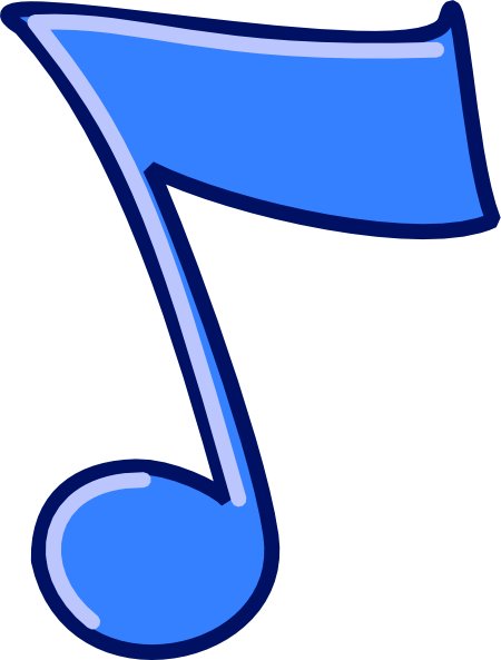 free vector Mbtwms Musical Note clip art