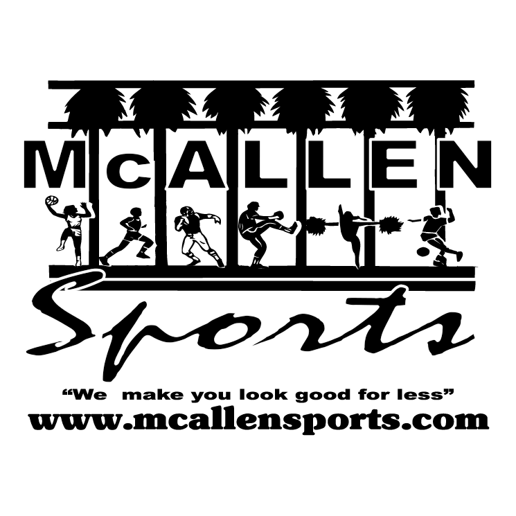 free vector Mcallen sports