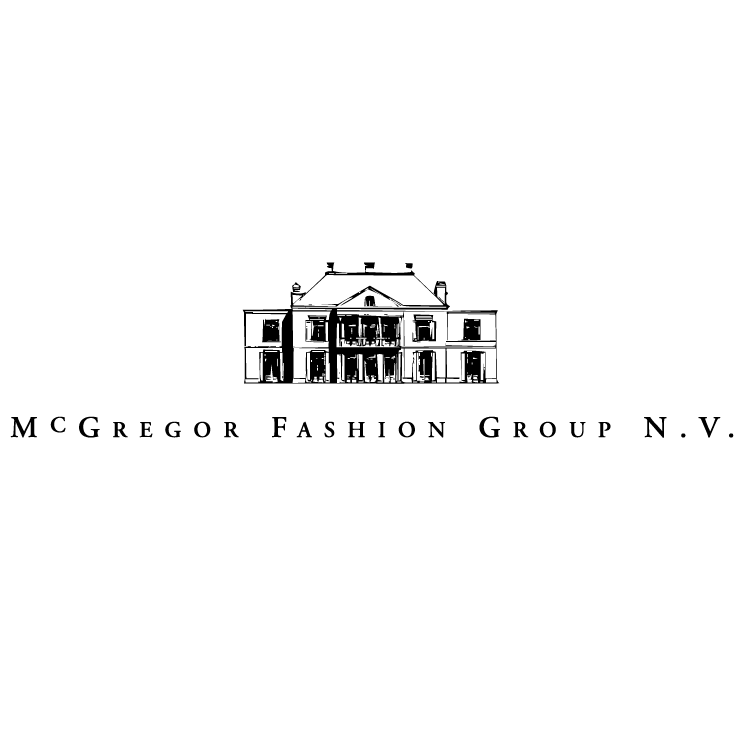 free vector Mcgregor fashion group nv