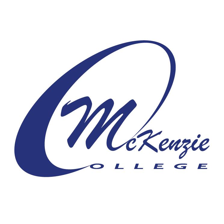 free vector Mckenzie college