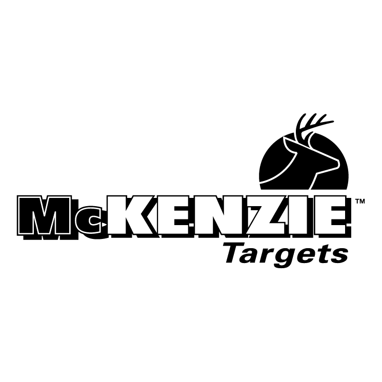 free vector Mckenzie targets