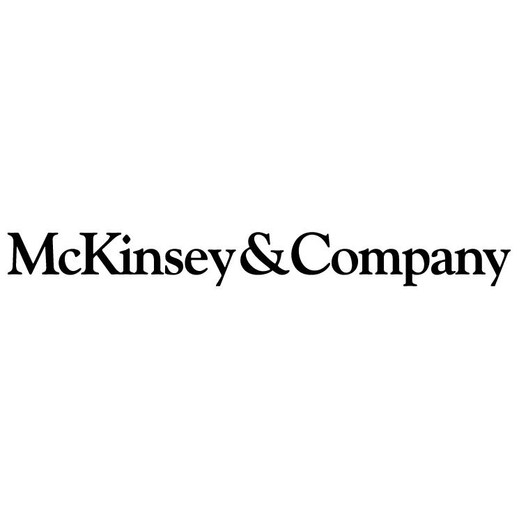 free vector Mckinsey company