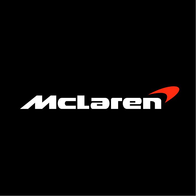free vector Mclaren 0