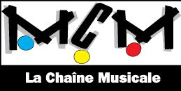free vector MCM TV logo