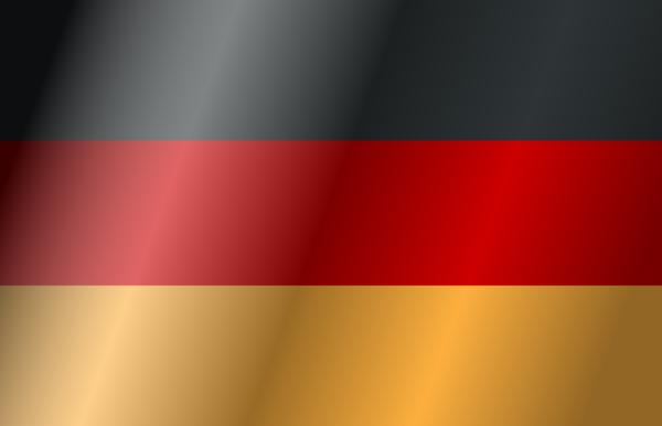 free vector Mcpower Deutschlandflagge Mit Wind clip art