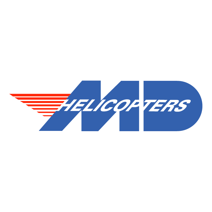 free vector Md helicopters