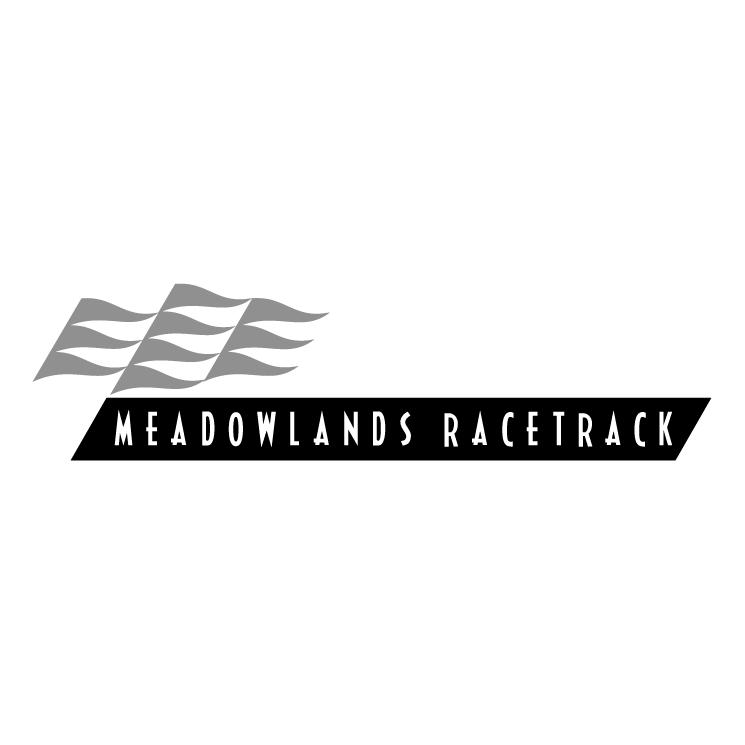 free vector Meadowlands racetrack