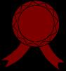 free vector Medallion Award clip art