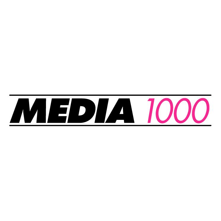free vector Media 1000