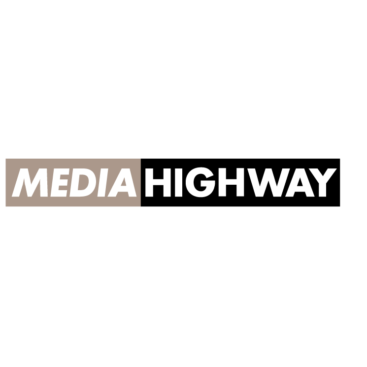 free vector Media highway