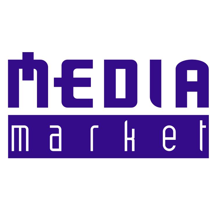 free vector Media market