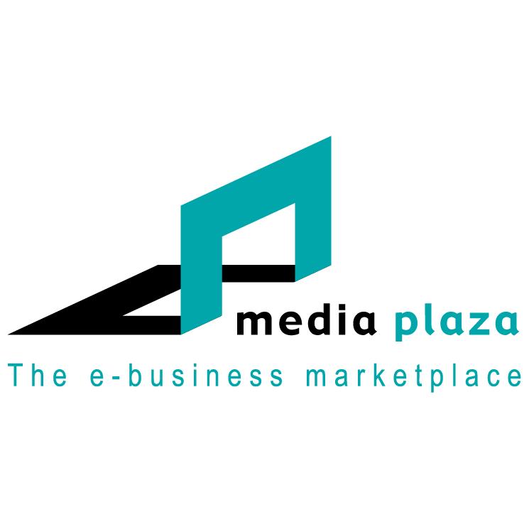 free vector Media plaza
