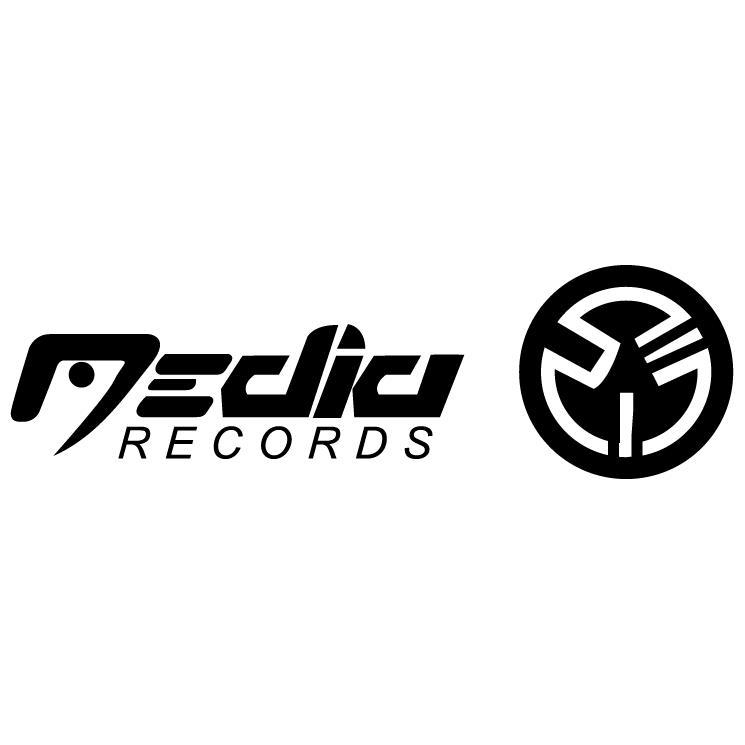 free vector Media records