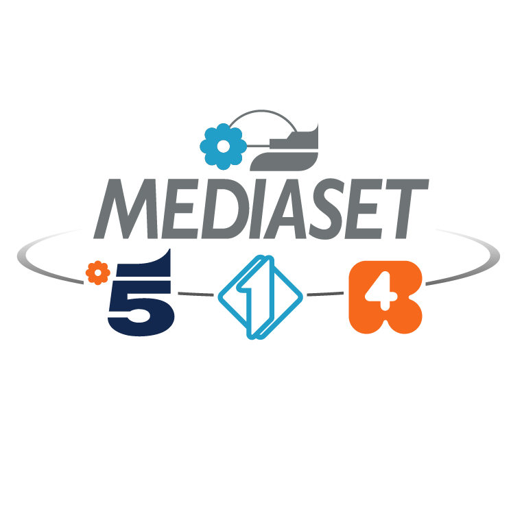 free vector Mediaset 1