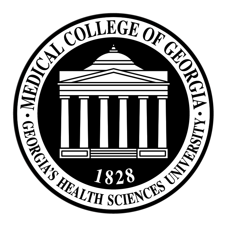 free vector Medical college of georgia