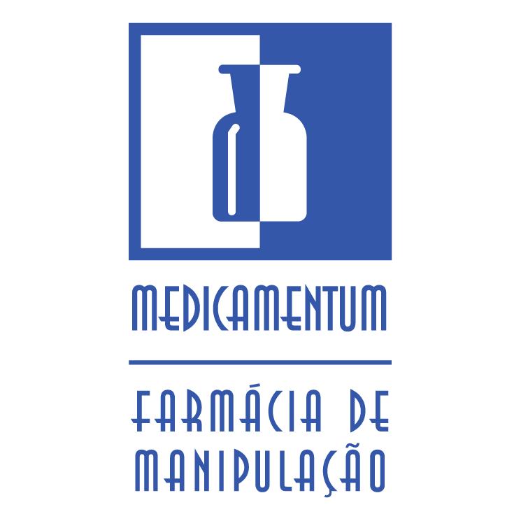 free vector Medicamentum farmacia de manipulacao