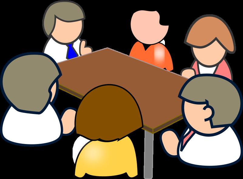 free vector Meeting