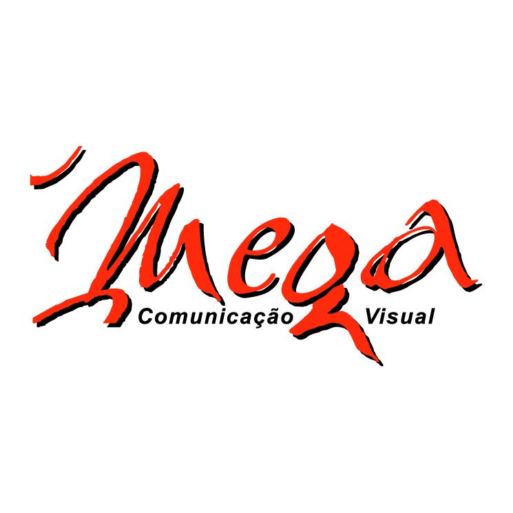 free vector Mega comunicacao visual