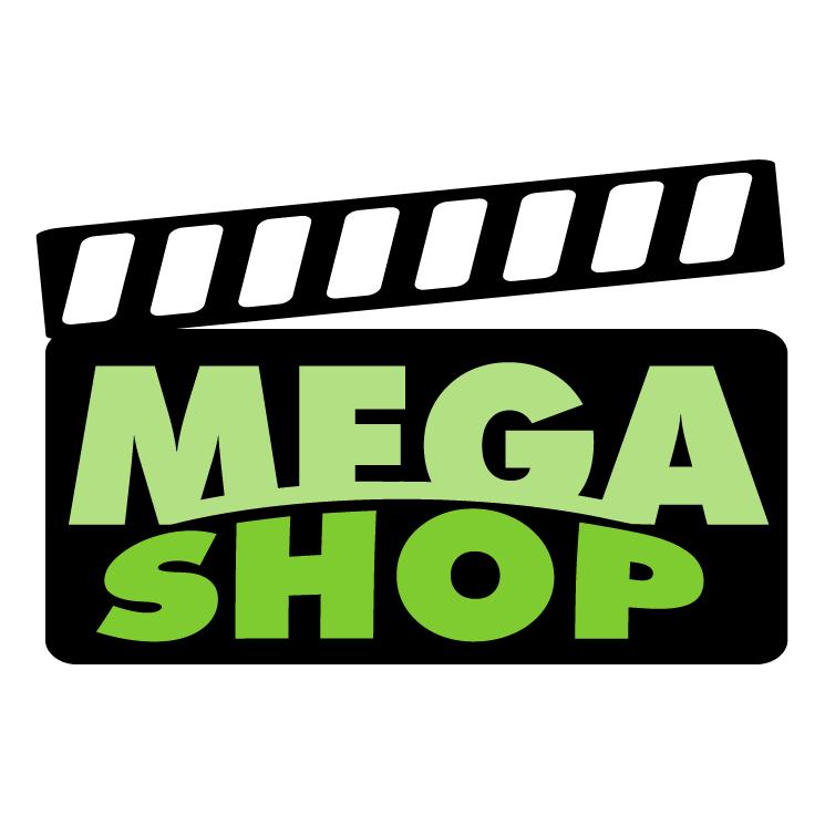 free vector Mega shop