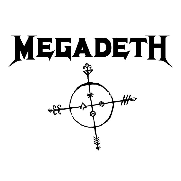 free vector Megadeth