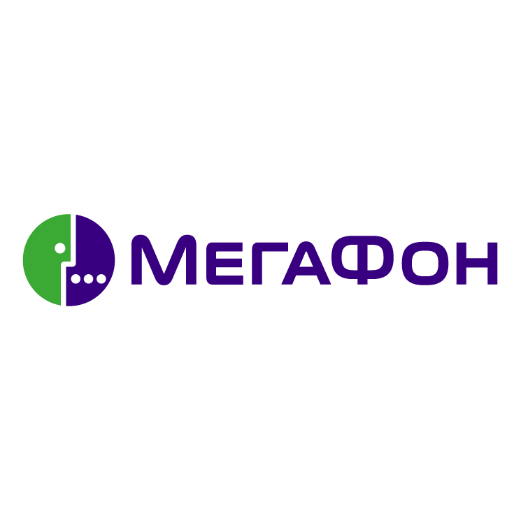free vector Megafon 1