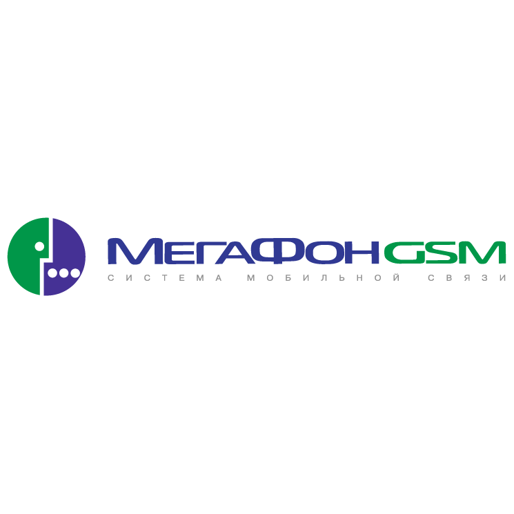 free vector Megafon gsm