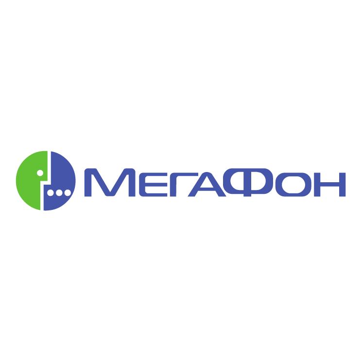 free vector Megafon