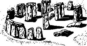free vector Megalith clip art