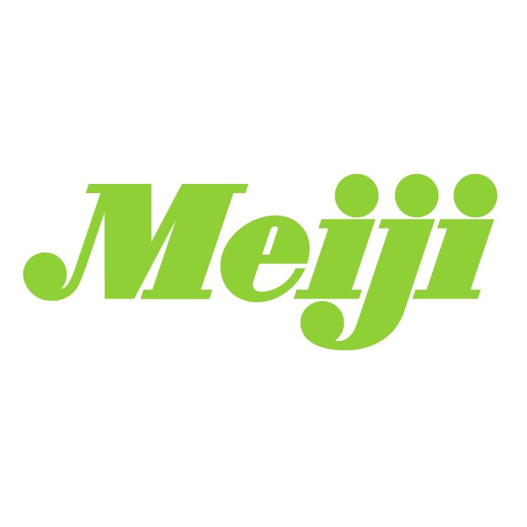 free vector Meiji seika kaisha