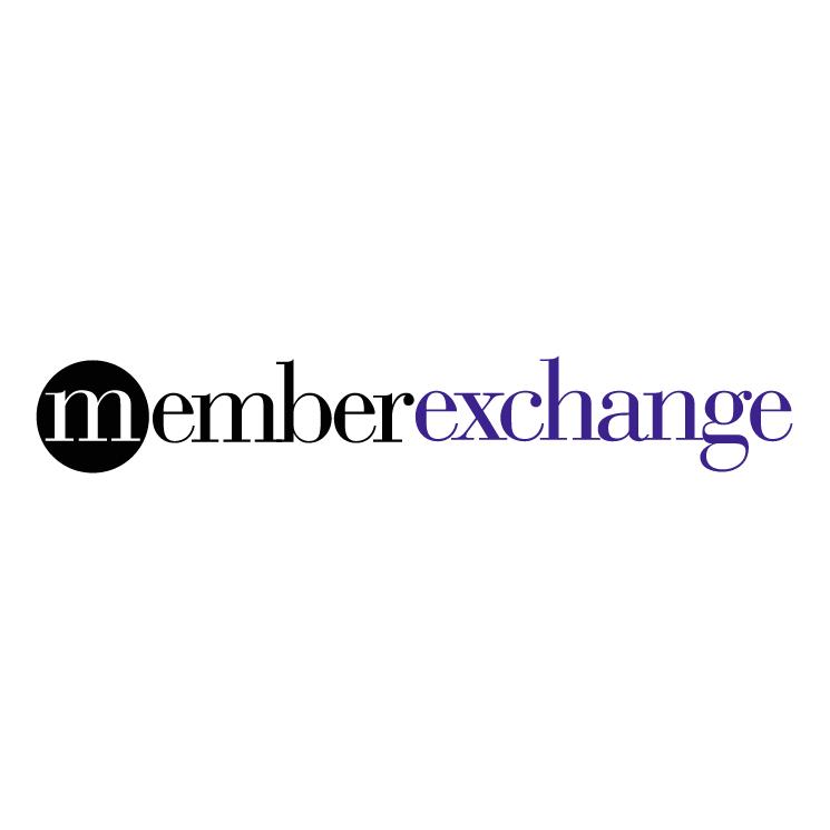 free vector Memberexchange