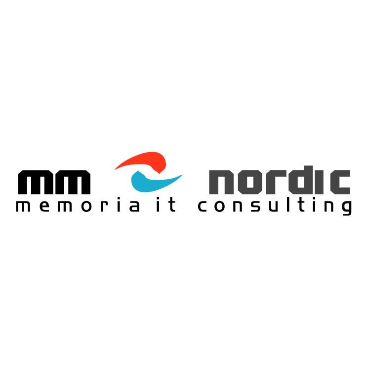 free vector Memoria nordic it consulting